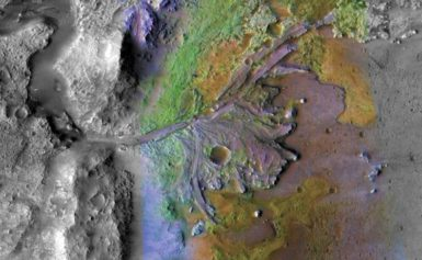 Mars rocks may harbor signs of life from 4 billion years ago