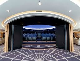 This High-Tech Planetarium Is on a New Cruise Ship
