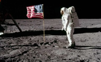 Astronauts Explain Why Nobody Has Visited The Moon In More Than 45 Years – And The Reasons Are Depressing