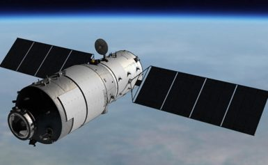 China's Tiangong-1 space station will crash to Earth within weeks