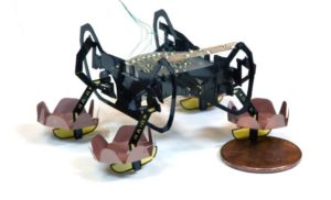 Next-generation robotic cockroach can explore under water environments