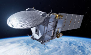 EARTH CLOUD AEROSOL AND RADIATION EXPLORER (EARTHCARE) SATELLITE