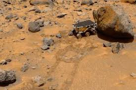 On This Day In Space! July 4, 1997: Mars Pathfinder Lands on Red Planet