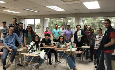 Latest News on Undergraduate Students Research: Sep – 2019
